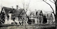 item thumbnail for Domestic Science Building and Lewis Hall. Lewiston State Normal School. Lewiston, Idaho.