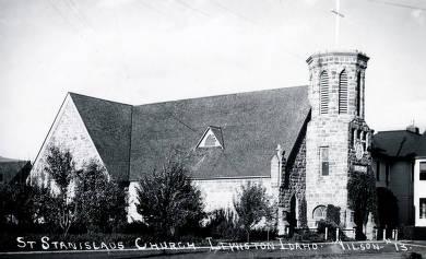 item thumbnail for St. Stanislaus Church. Lewiston, Idaho.