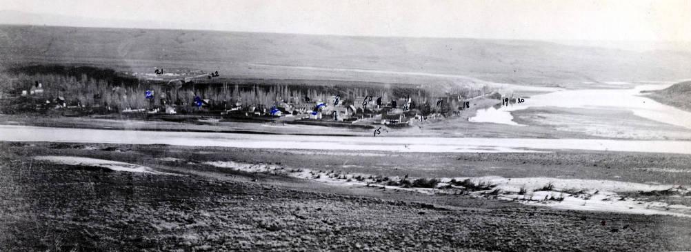item thumbnail for Birdseye view of Lewiston, Copy 2, Idaho.