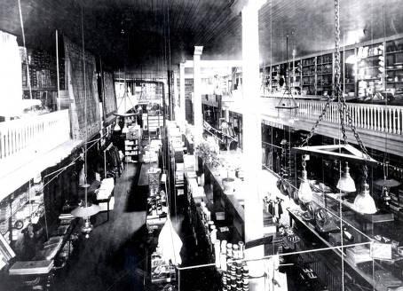 item thumbnail for Interior of Alexander-Freidenrich Co. (1885-1905?). Grangeville, Idaho.