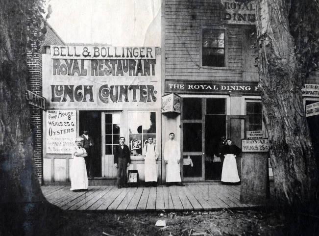 item thumbnail for Bell & Bollinger Royal Restaurant. Lewiston, Idaho.