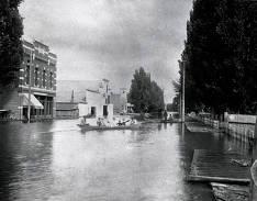 item thumbnail for Flood. Lewiston, Idaho.