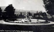 item thumbnail for Fountain at Lewiston City Park. Lewiston, Idaho.