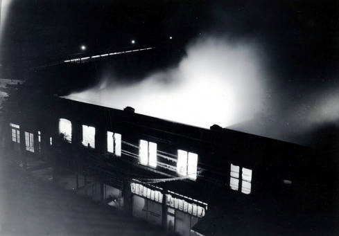 item thumbnail for Fire at C. Weisgerber Brewery. Lewiston, Idaho.