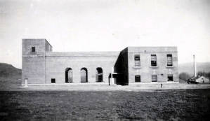 item thumbnail for Albion State Normal School. West side of new Administration Building. Albion, Idaho.