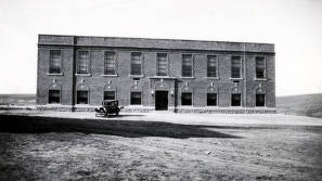 item thumbnail for Albion State Normal School. New Administration Building. Albion, Idaho.