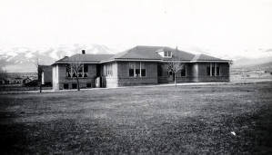 item thumbnail for Albion State Normal School. Training school. Albion, Idaho.