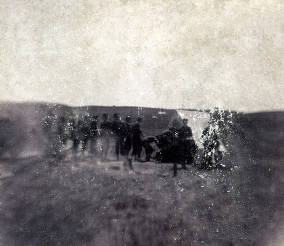 item thumbnail for Idaho 1st Volunteers Camp. Boise, Idaho. Before leaving for Philippines, Spanish-American War.