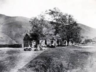 item thumbnail for Old mission house. Lapwai Mission. Lapwai, Idaho.