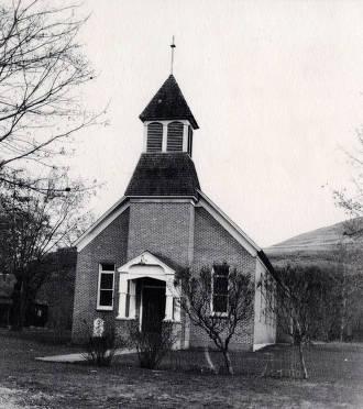 item thumbnail for Presbyterian Church. Spalding, Idaho.