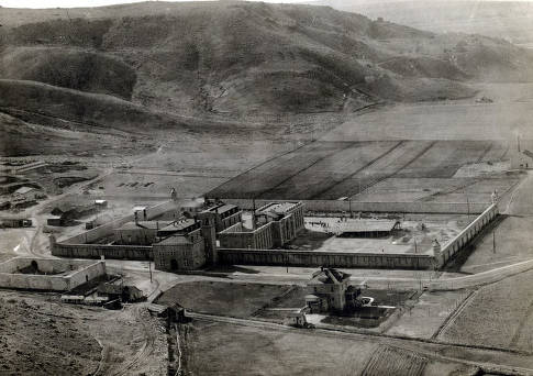 item thumbnail for Aerial view of Boise Penitentiary. Boise, Idaho.