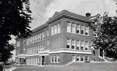 item thumbnail for Whitworth High School. Moscow, Idaho.