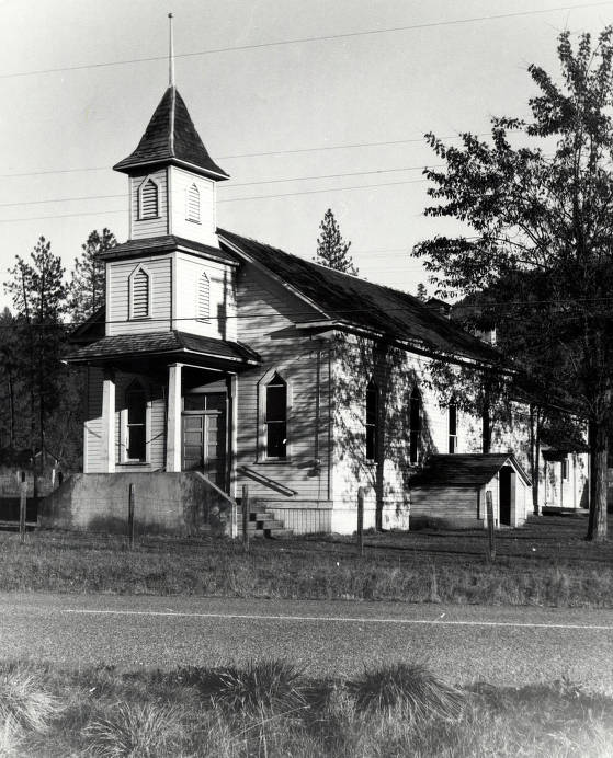 item thumbnail for Kamiah Presbyterian Church. Kamiah, Idaho.
