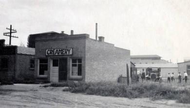 item thumbnail for Blackfoot Creamery. Blackfoot, Idaho.