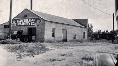 item thumbnail for Cloverleaf Creamery Co. Caldwell, Idaho.