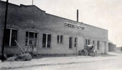 item thumbnail for Anderes Bros. Cheese Factory. Idaho Falls, Idaho.