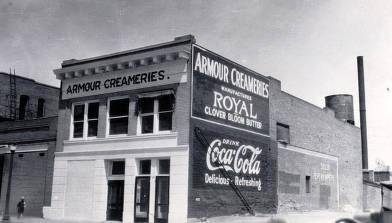 item thumbnail for Armour Creameries. Pocatello, Idaho.