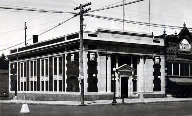 item thumbnail for First Trust & Savings Bank. Moscow, Idaho.