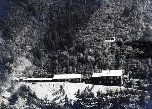 item thumbnail for Copper King Mining Company plant. Mullan, Idaho.