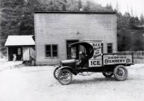 item thumbnail for Orofino Creamery Co. truck. Orofino, Idaho.