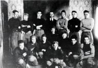 item thumbnail for Orofino High School football team. Orofino, Idaho.