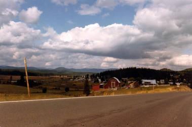 item thumbnail for Bovill, Idaho looking north.