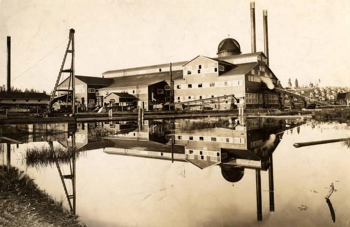 item thumbnail for Potlatch Lumber Mill. Potlatch, Idaho.