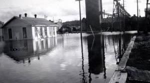 item thumbnail for Flood. Potlatch, Idaho.