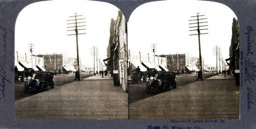 item thumbnail for Main Street. Moscow, Idaho.