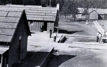 item thumbnail for CCC camp-Camp Harry Marsh, F-30, Co. 967. Prichard, Idaho.