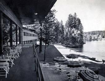 item thumbnail for Shore Lodge. McCall, Idaho.