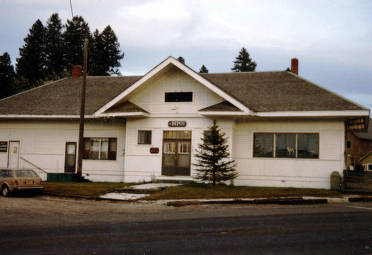 item thumbnail for McCall Chamber of Commerce office. McCall, Idaho.