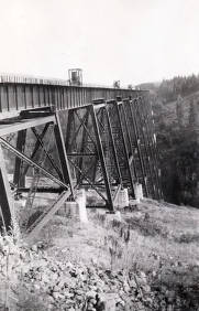 item thumbnail for Bridge between Craigmont and Cottonwood. Lawyer's Canyon.