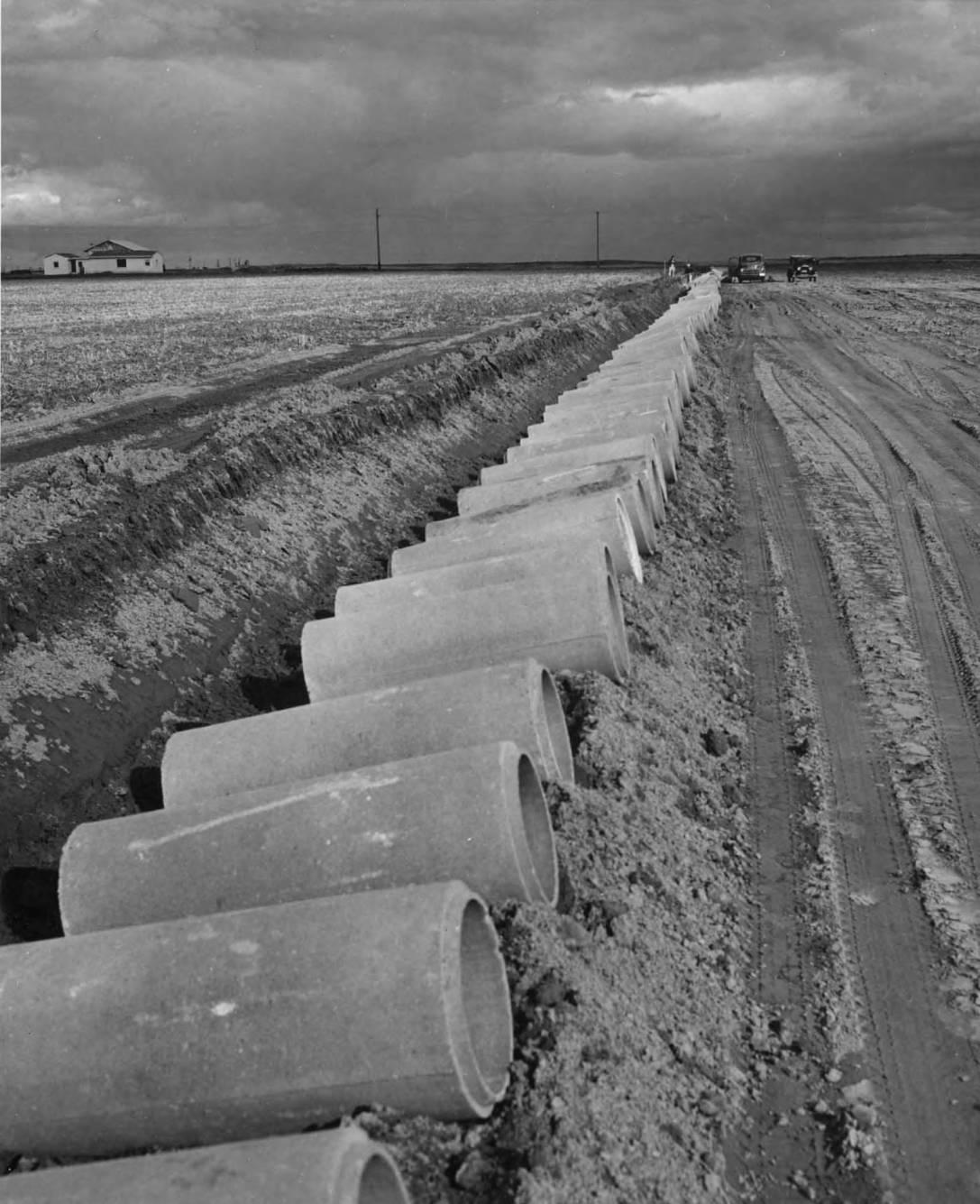 item thumbnail for Irrigation Pipes (Farm development)