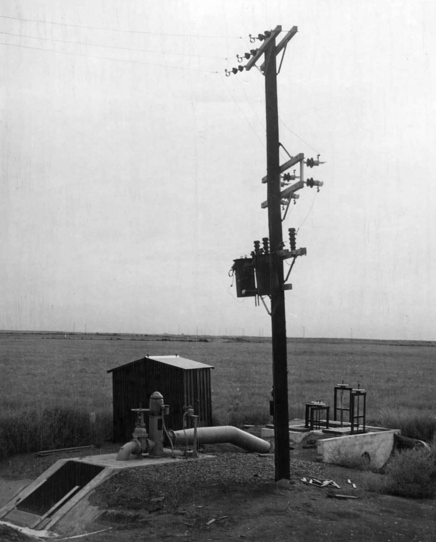 item thumbnail for Temporary Electrical Equipment (Farm development)