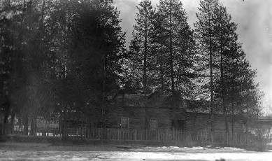 item thumbnail for View of the Warren Cabin