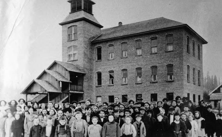 School and Students