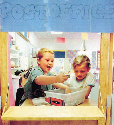 """Play at a """"""""Post Office"""""""" During Kidstown"""
