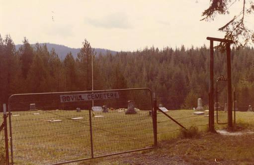 item thumbnail for Bovill Cemetery