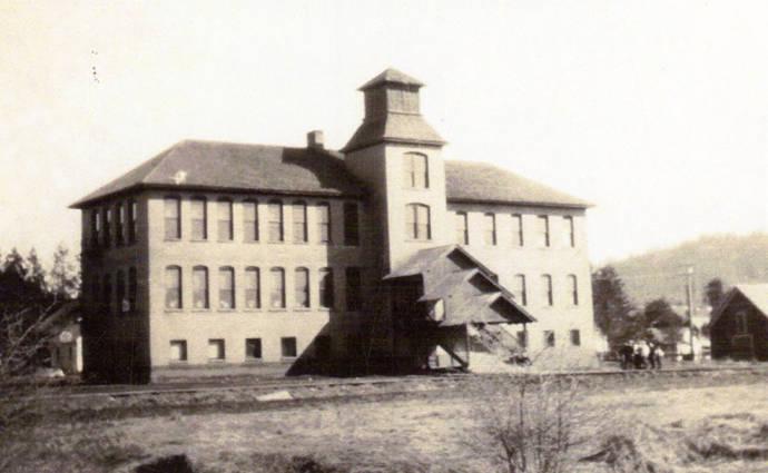 Bovill School