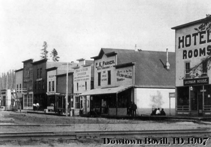 Downtown Bovill