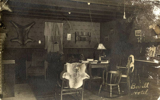 item thumbnail for View of the Bovill Hotel Parlor