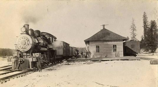 item thumbnail for Rail Road Depot