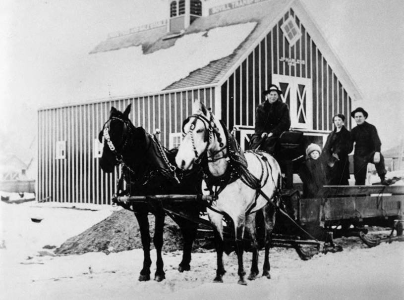 J.P. Harless Livery Stable