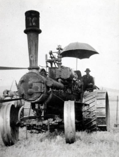 item thumbnail for Mortensen twenty horse-power steam engine