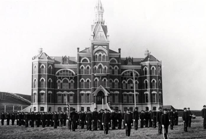item thumbnail for University of Idaho Administration Building [09]