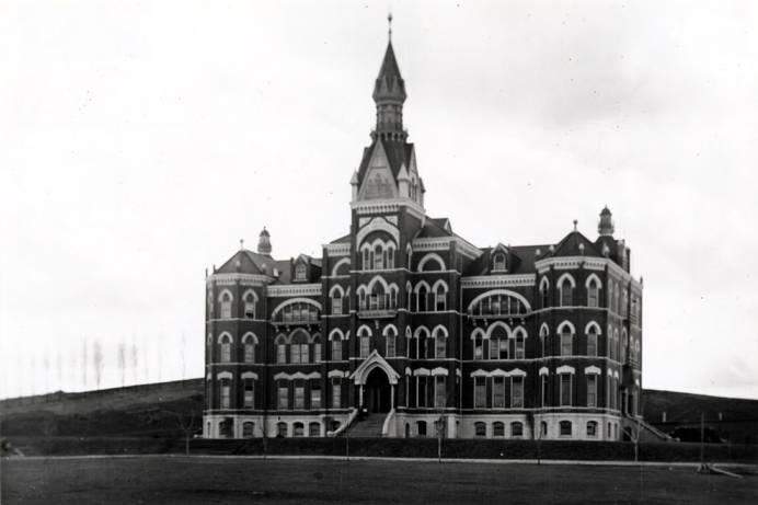 item thumbnail for University of Idaho Administration Building [07]