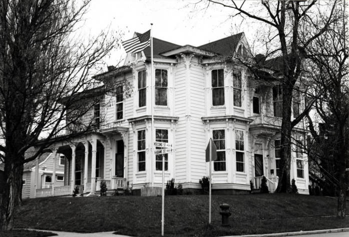 item thumbnail for McConnell Mansion, circa 1935