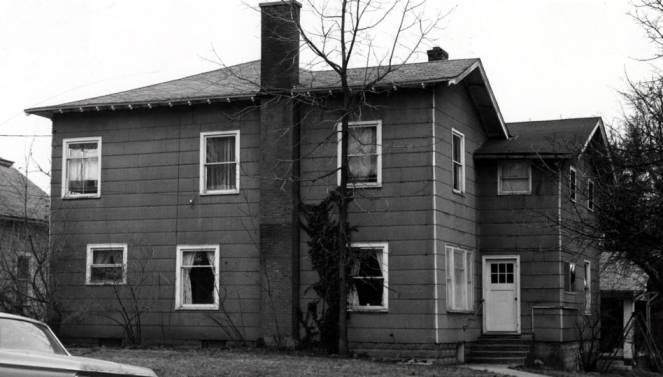 item thumbnail for Weber house