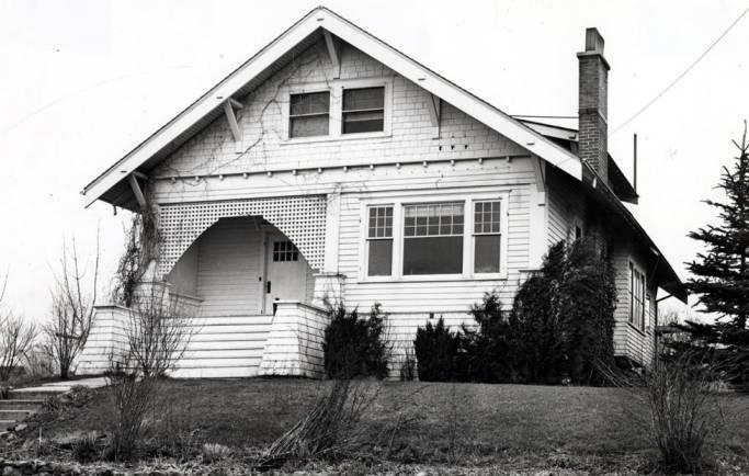 item thumbnail for Banks house